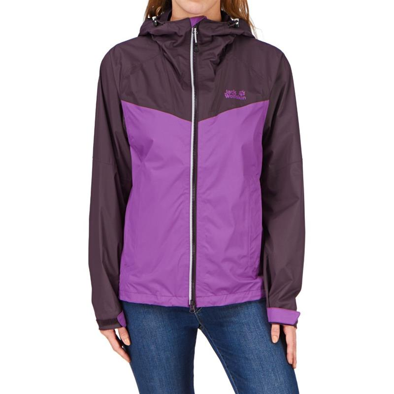 Jack Wolfskin Airrow Jacket Women Outdoorjacke hyacinth *UVP 149,95