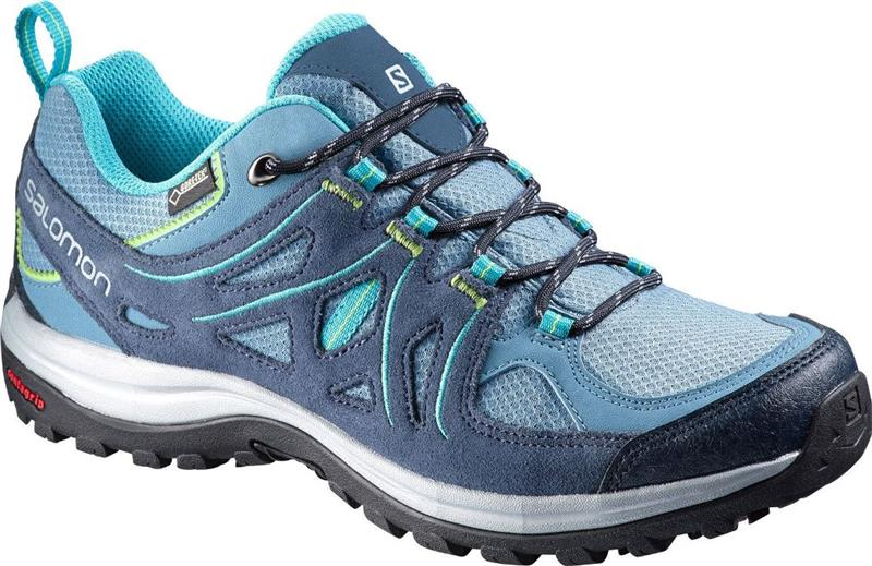Salomon Ellipse 2 GTX W Multifunktionsschuh Damen blau *UVP 119,95