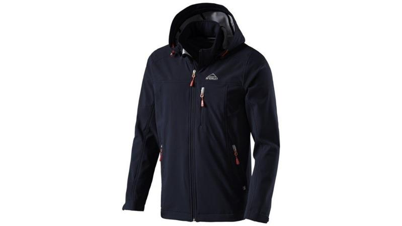 McKinley Big Lake 2 4029005 Funktionsjacke Herren navy *UVP 79,99
