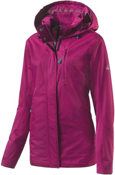McKinley Diamond Funktionsjacke Damen pink dark *UVP 79,99