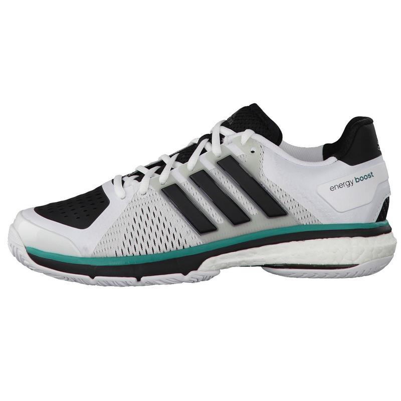adidas Tennis Energy Boost S82693 Herren white/black/onyx *UVP 179,99