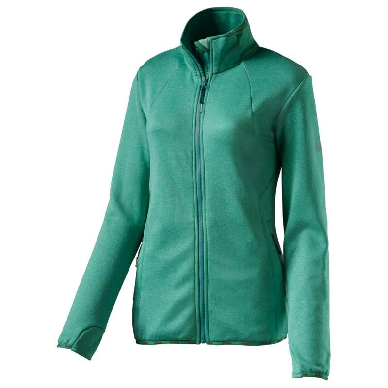 McKinley Arizona 4032678 Damen Fleece Jacke green aqua *UVP 69,99