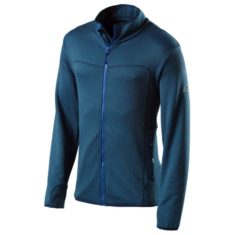 McKinley Arizona 4032679 Herren Fleece Jacke blue royal *UVP 69,99