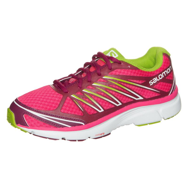 Salomon X-Tour 2 Damen 375982 City Trail Schuh hot pink *UVP 99,95