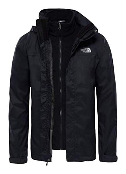 The North Face Extent II Outdoorjacke Herren black//green *UVP 149,99