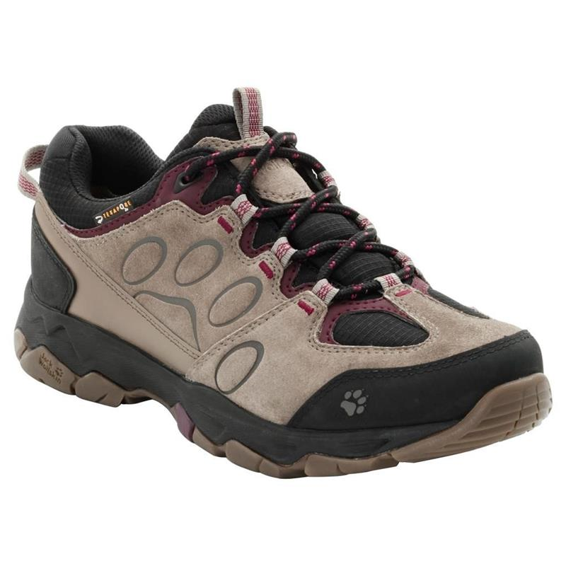 Jack Wolfskin Mountain Attack 5 Texapore Low Damen berry *UVP 119,99
