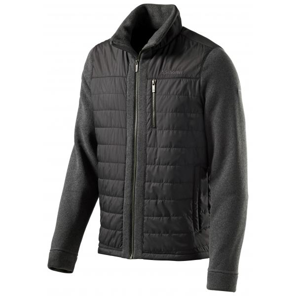 Schöffel Fleece Jacket Zagreb Herren charcoal *UVP 149,99