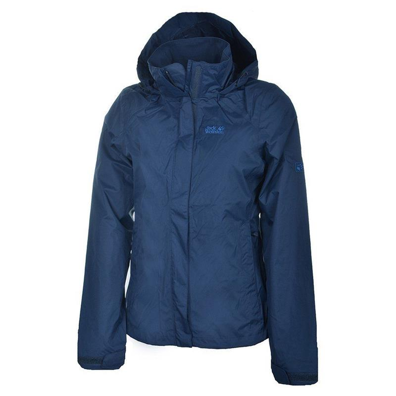 Jack Wolfskin Vellau Jacket Damen Outdoorjacke night blue *UVP 149,99