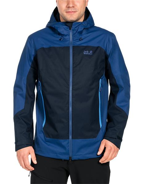 Jack Wolfskin North Slope Herren Hardshell Jacket night blue UVP* 169,99