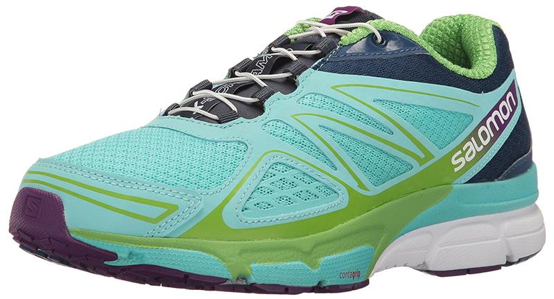 Salomon X-Scream 3D women Damen black blue/tonic green *UVP 129,99