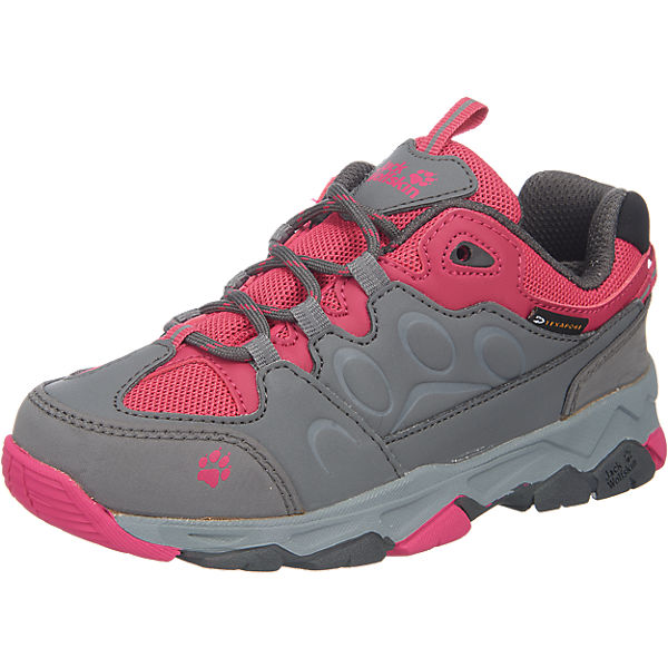 Jack Wolfskin Mtn Attack Texapore 2 Low Kinder pink raspberry *UVP 69,99