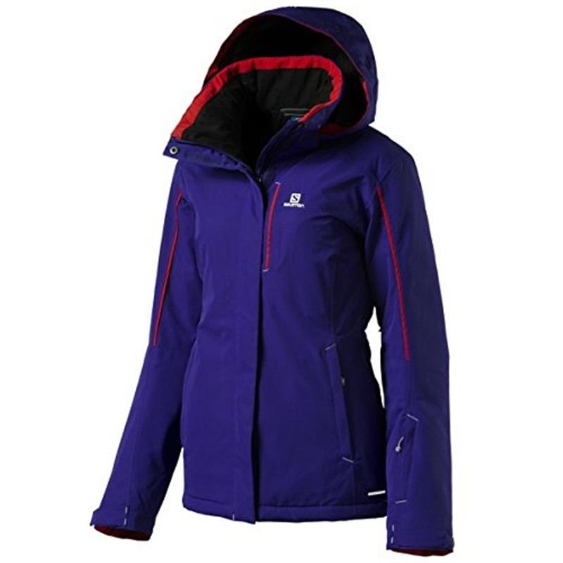Salomon skijacke damen strike