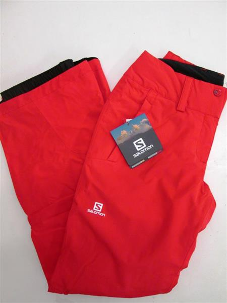 Salomon Strike Pant Damen Skihose infrared L39116500 *UVP 129,99