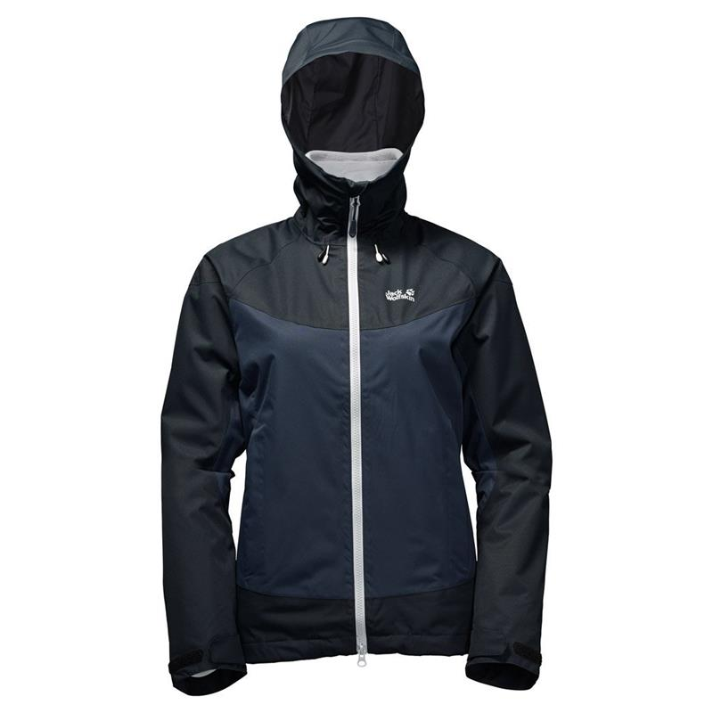 Jack Wolfskin North Ridge Damen 3 in 1 Doppeljacke night blue *UVP 199,99