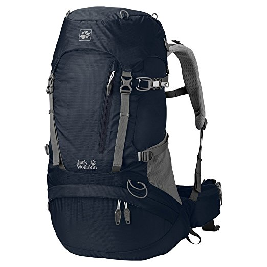 Jack Wolfskin ACS HIKE 30 Pack 2004561 women Rucksack night blue *UVP 99,99