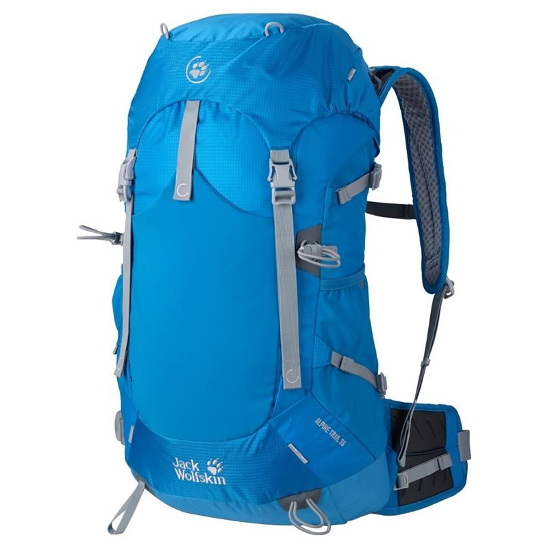 Jack Wolfskin Alpine Trail 36 Pack 2003631 Rucksack brilliant blue *UVP 139,99