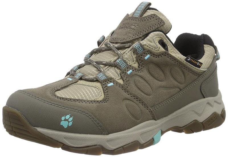 Jack Wolfskin Mountain Attack 5 Texapore Low Damen icy water *UVP 119,99