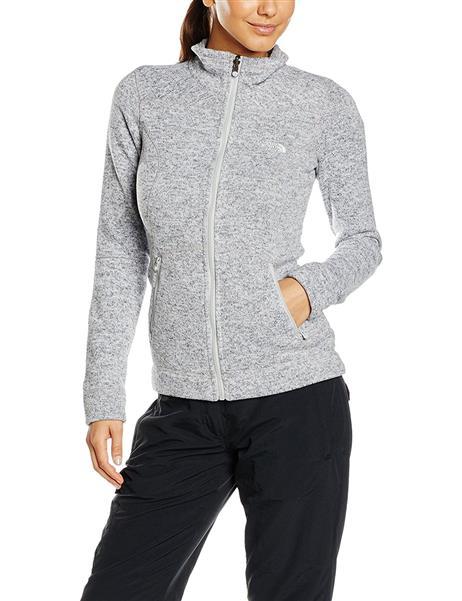 timeless design 923f7 2f60f The North Face Alteo Inner Jacket Fleece Damen Light Grey ...