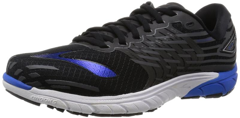 Brooks PureCadence 5 Herren Laufschuh black/blue *UVP 129,99