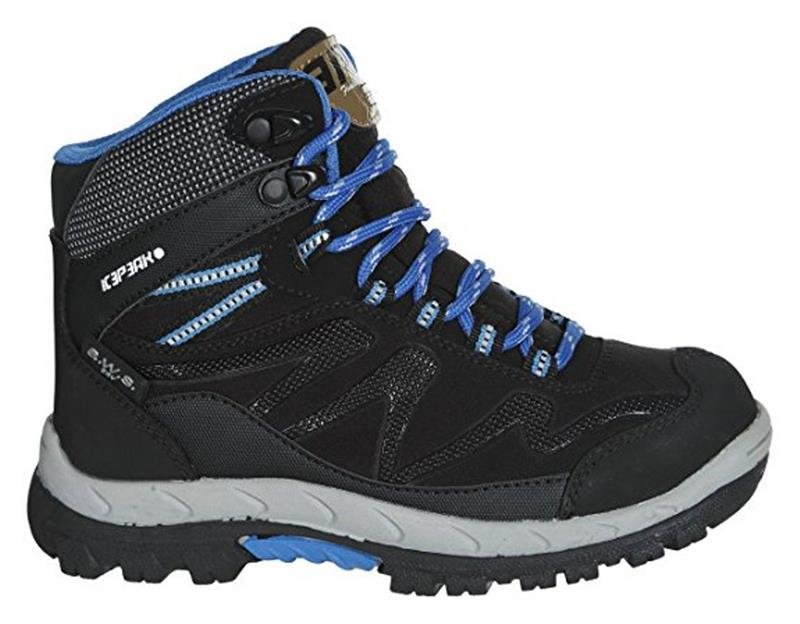 Icepeak Wright jr. Outdoorschuh wasserdicht Kinder schwarz *UVP 59,99