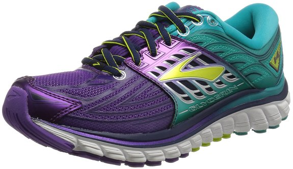 Brooks Glycerin 14 Laufschuh Damen pansy/ceramic/lime punch *UVP 169,95