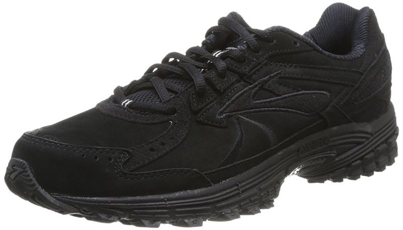 Brooks Adrenaline Walker 3 Walkingschuh Herren schwarz *UVP 139,99