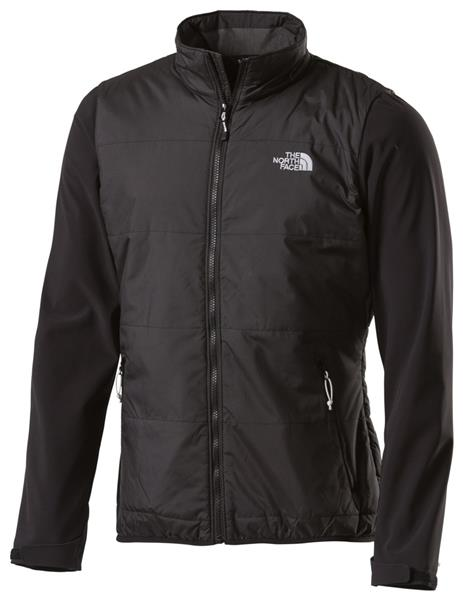 The North Face Arashi Hybrid Softshell Herren T937FM black *UVP 129,99