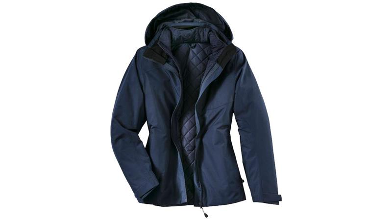Schöffel Engelberg 1 Venturi 3in1 Doppeljacke Damen dress blue *UVP 279,99