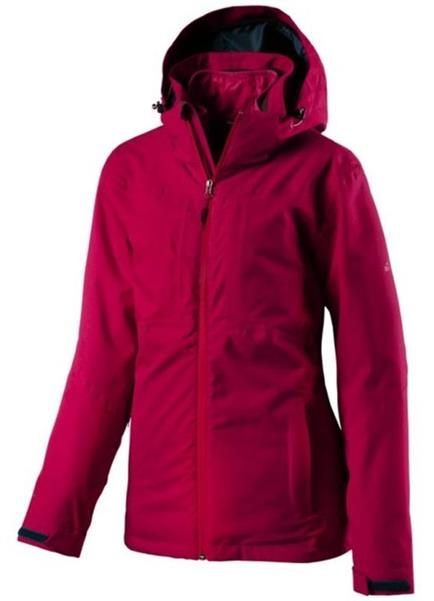McKinley Avoca 3-in-1 Doppeljacke Damen red wine/Red *UVP 169,99