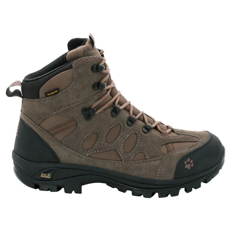 Jack Wolfskin All Terrain 7 Texapore Mid Herren earth orange *UVP 159,99