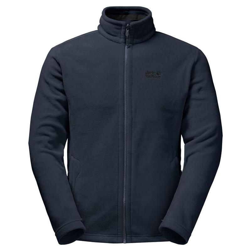 Jack Wolfskin Moonrise Fleecejacke Herren night blue *UVP 74,99