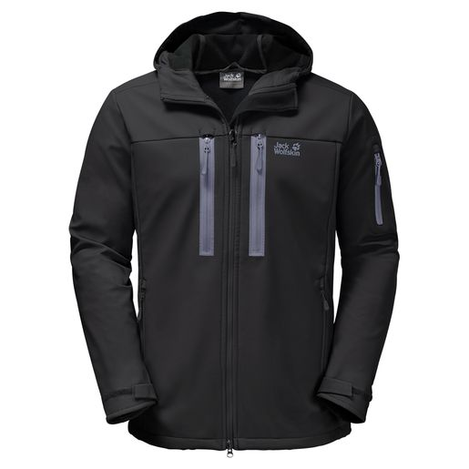 Jack Wolfskin Northern Star Softshelljacke Herren black *UVP 169,99