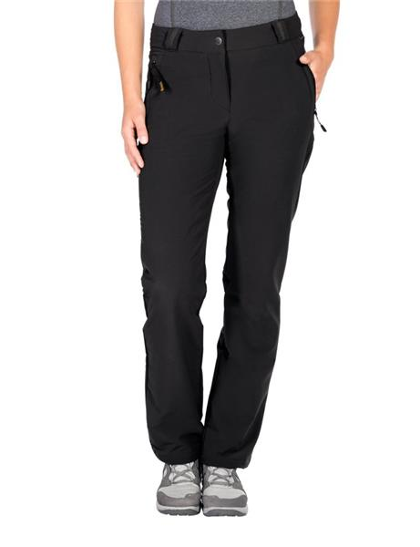 Jack Wolfskin Activate Thermic Pants UG Damen Softshell-Hose black *UVP 119,99