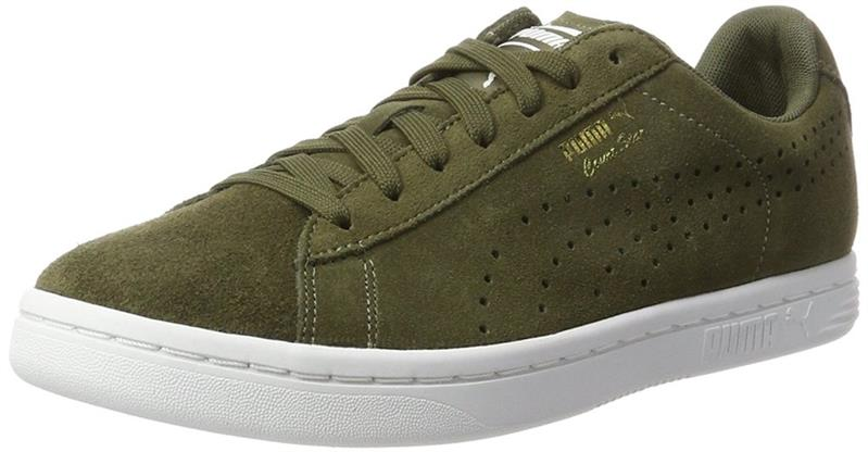 Puma Court Star Suede 364621 Sneaker Unisex olive night *UVP 69,99