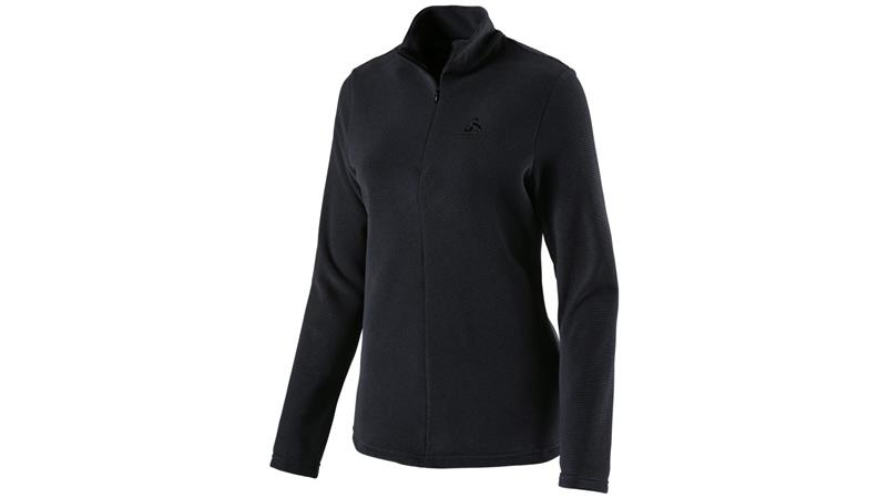 Odlo Midlayer 1/2 Zip Roy Midlayer Damen black ombre blue UVP* 59,99