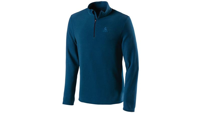 Odlo Midlayer 1/2 Zip Roy Langarmshirt Herren blue jewel UVP* 59,99
