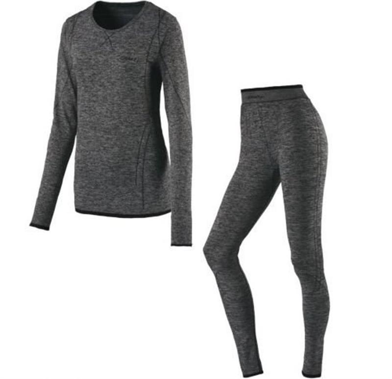 Craft Active Comfort Baselayer Set Damen black 1906022 *UVP 79,99