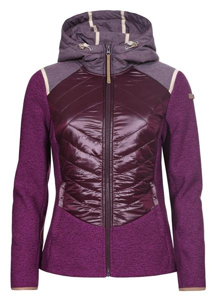 Icepeak Trina Fleece- Steppjacke Midlayer Thermal Damen violett *UVP 79,99