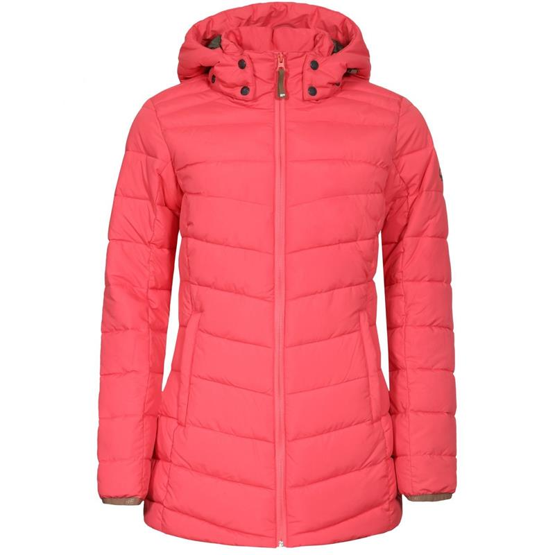 Icepeak Telle Steppmantel Wintermantel Damen orange *UVP 99,99