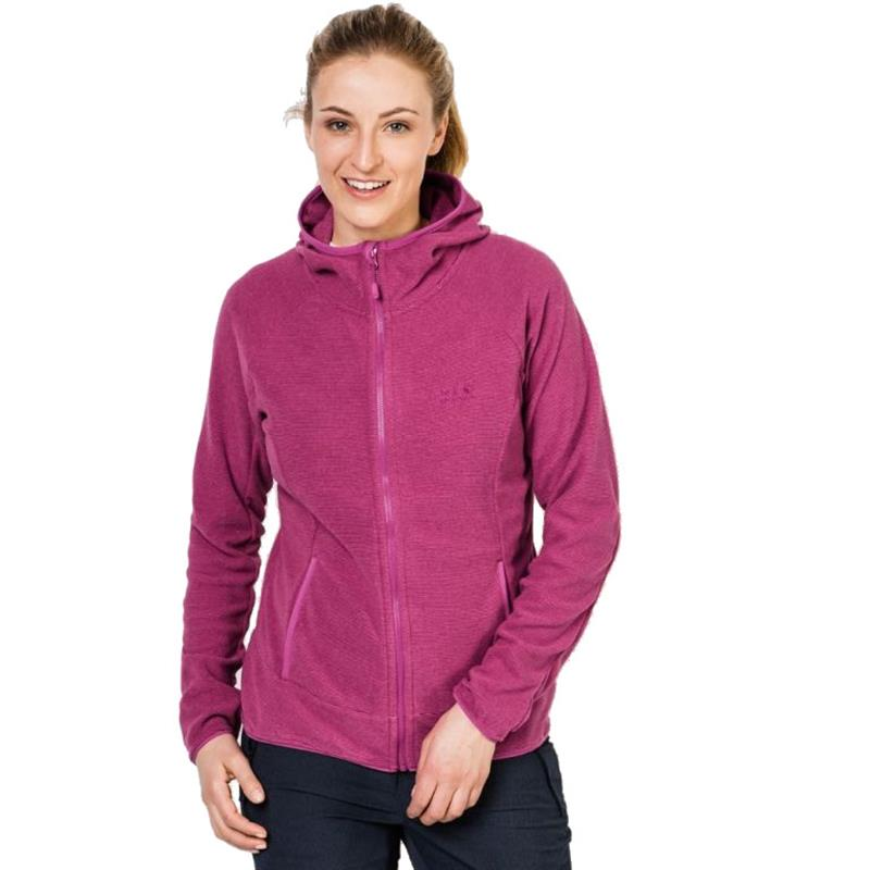 Jack Wolfskin Arco Jacket Women 1704202 fuchsia stripes *UVP 89,99