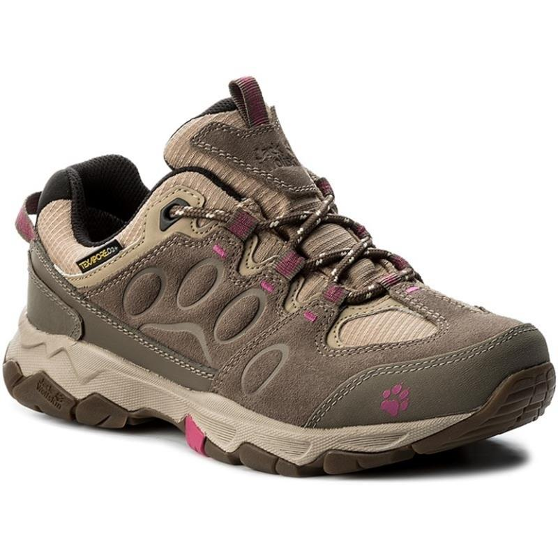 Jack Wolfskin Mountain Attack 5 Texapore Low Damen fuchsia *UVP 129,99