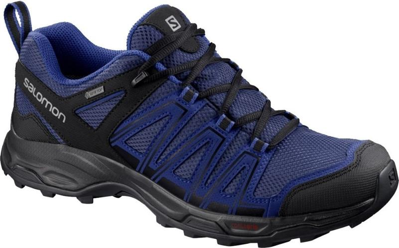 Salomon Eastwood GTX Outdoorschuh Herren Medieval Blue/Black *UVP 129,99