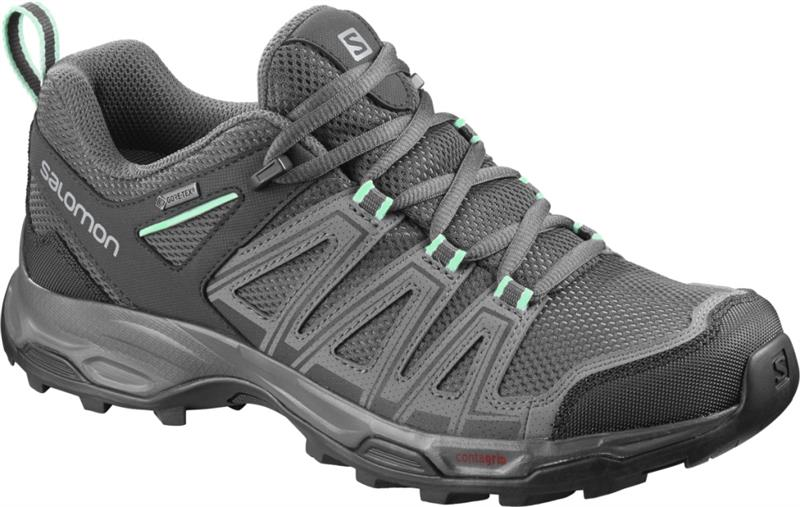 Salomon Eastwood GTX W Outdoorschuh Damen Magnet/Quiet Shade *UVP 129,99