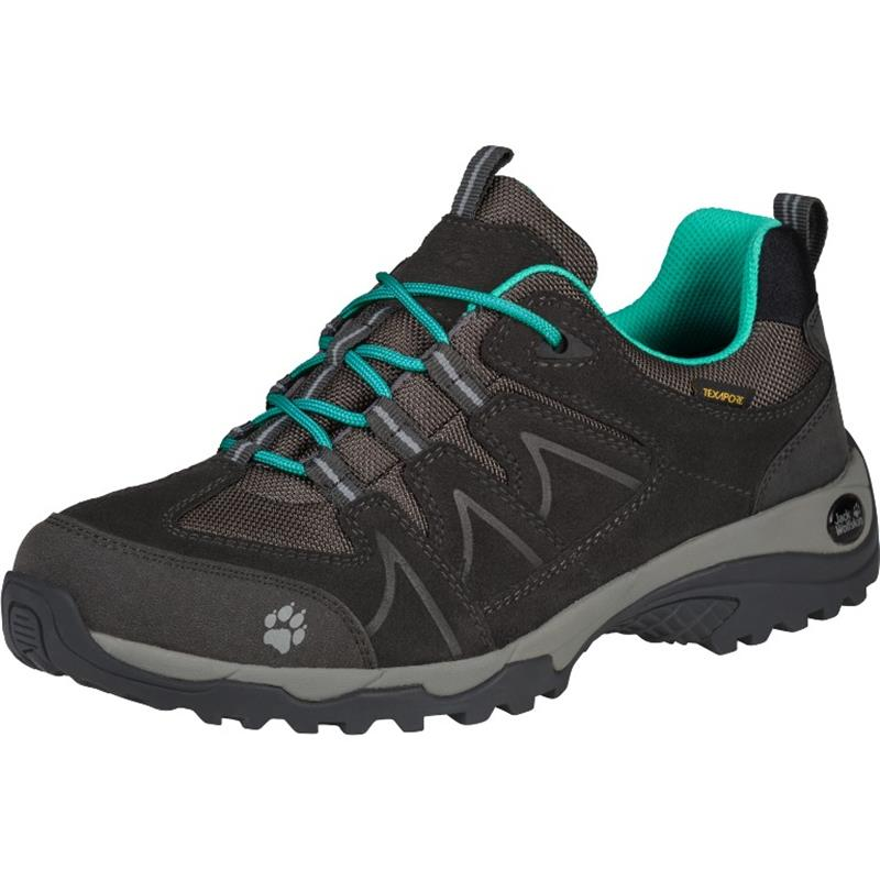 Jack Wolfskin Traction Low Texapore Women deep mint *UVP 119,99