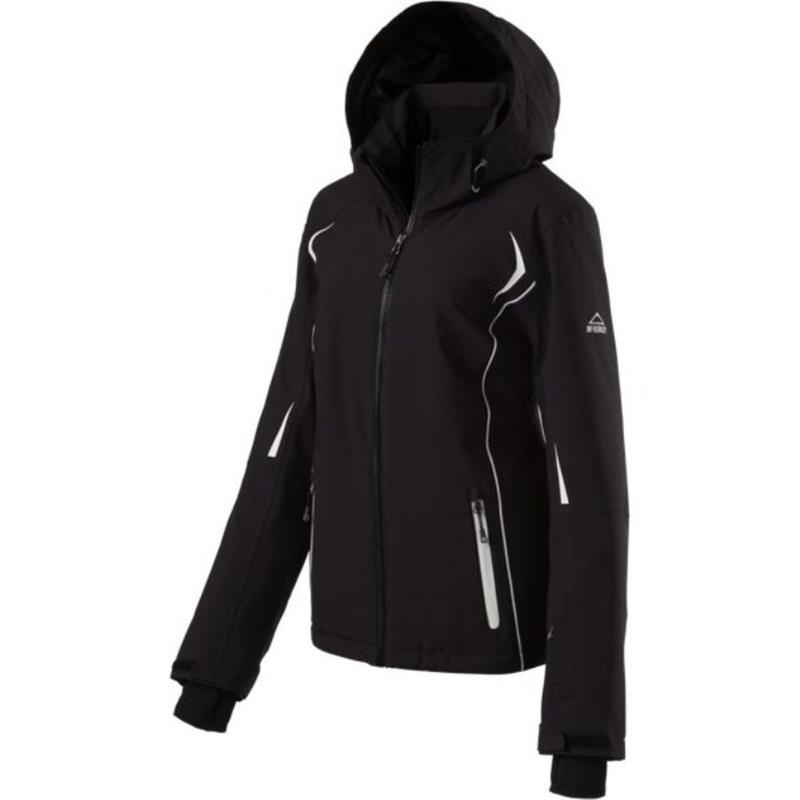 McKinley Angelina Damen Ski Outdoorjacke black night *UVP 129,99