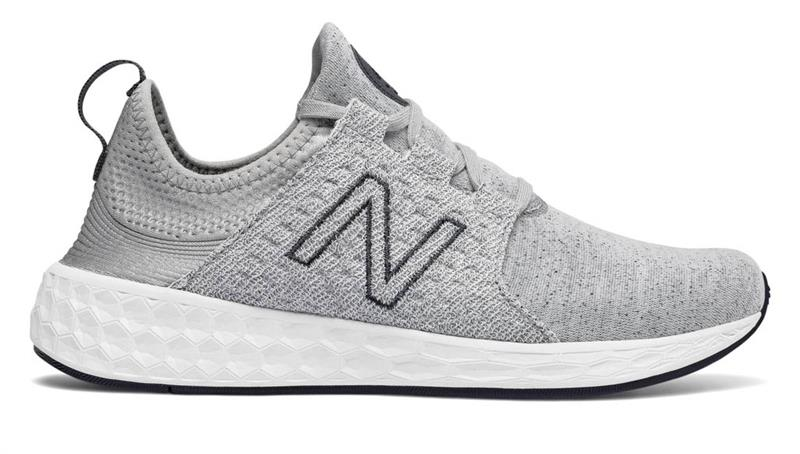New Balance Fresh Foam Cruz Laufschuh Damen light grey *UVP 89,99