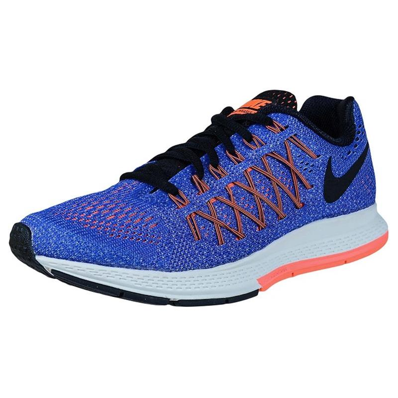 Nike Air Zoom Pegasus 32 Damen 749344 blau/orange *UVP 109,99