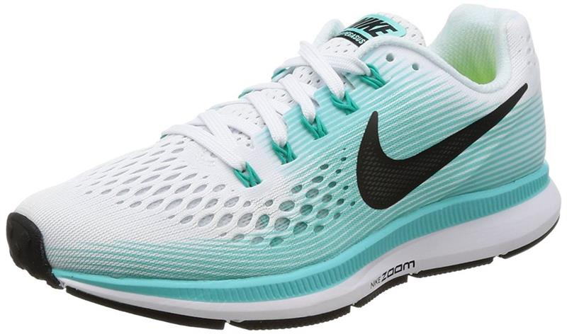 Nike Air Zoom Pegasus 34 Damen 880560 white/green *UVP 119,99
