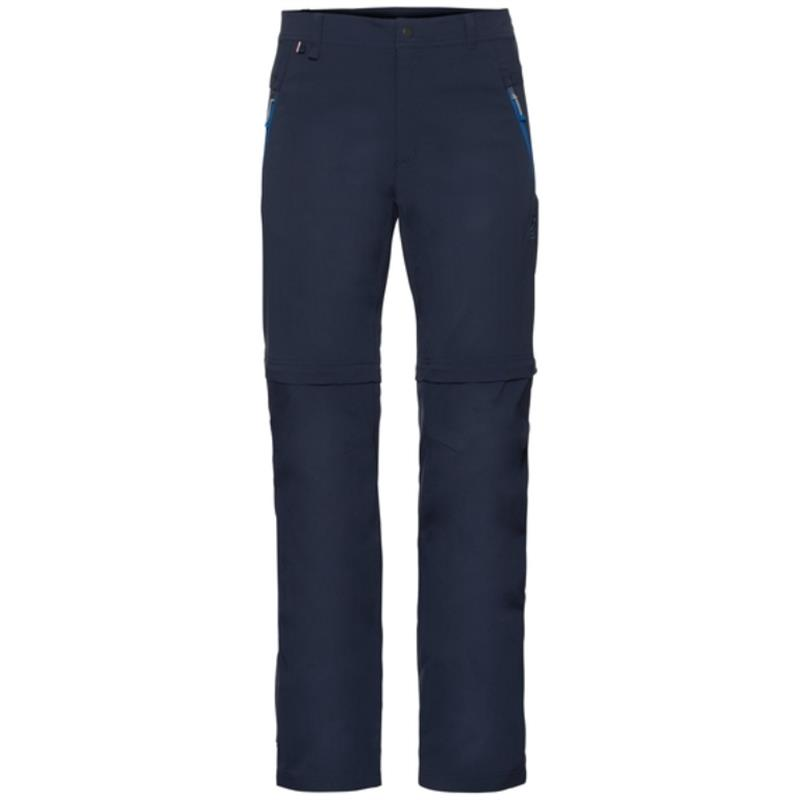 Odlo Pants Zip-Off Wedgemount Men 527802 Softshell-Hose navy *UVP 99,99