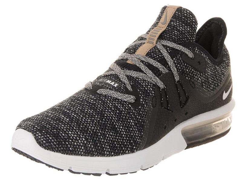 Nike Air Max Sequent 3 Laufschuh 908993 Damen black *UVP 109,99